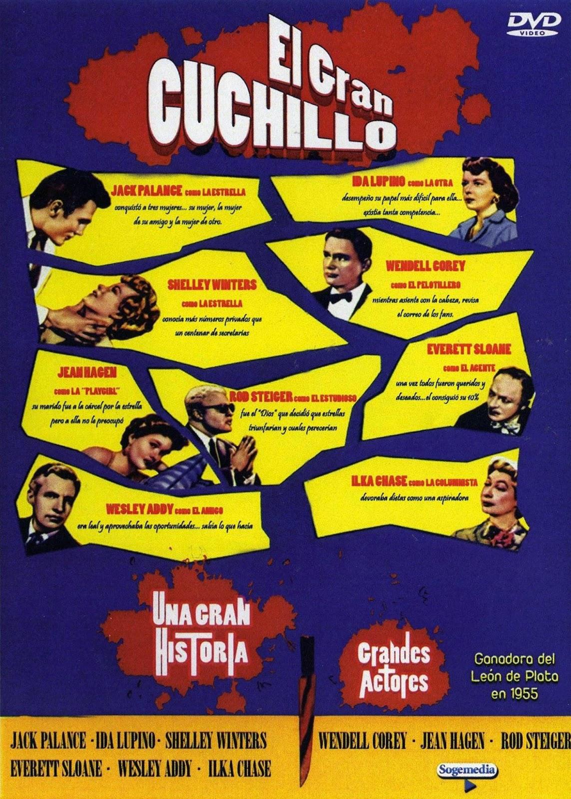 El Gran Cuchillo (1955)