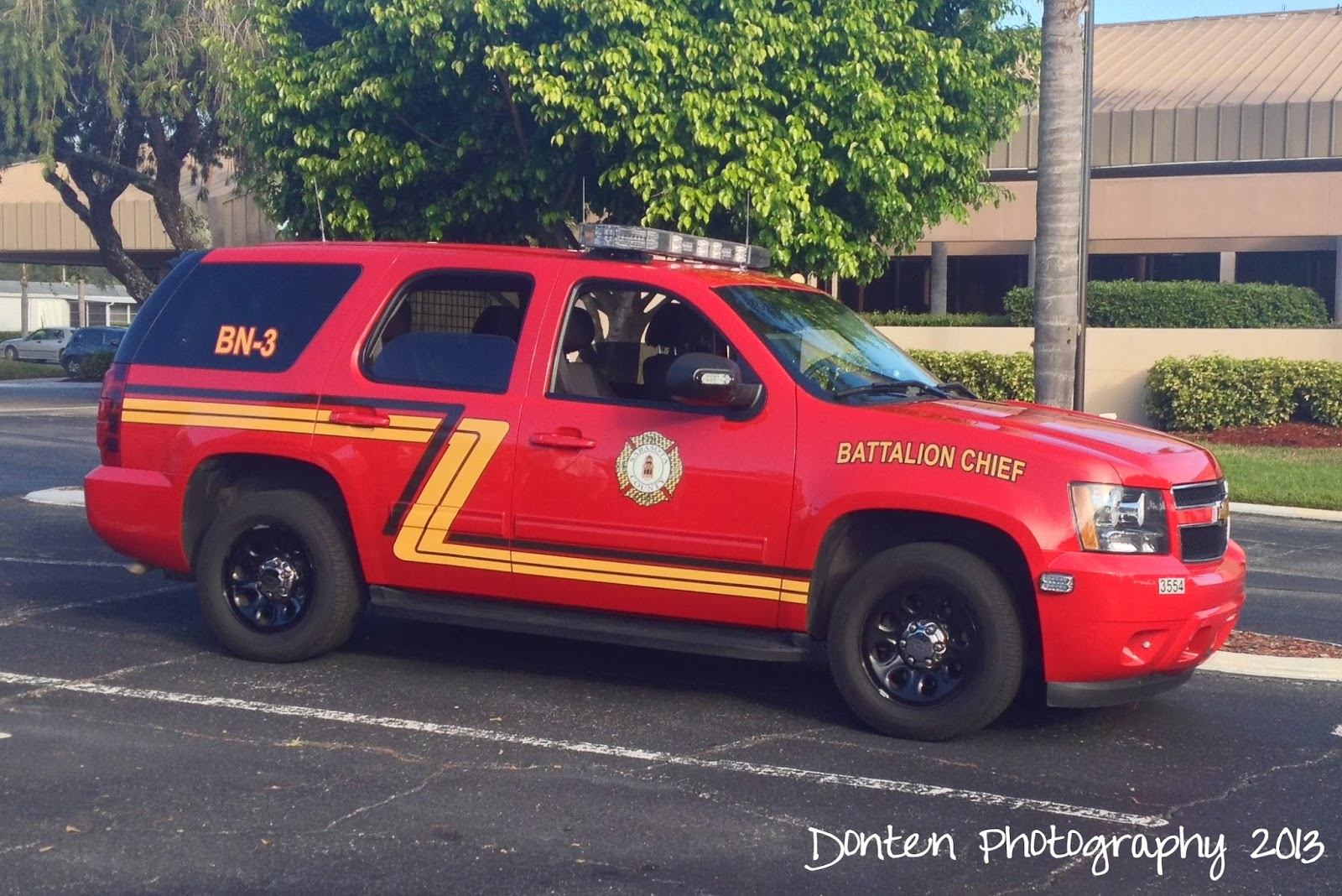 Sarasota County Fire Department (Battalion 3)
