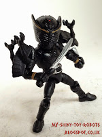 Sword + Guard Vent