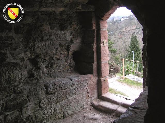 EPINAL (88) - Le château-fort