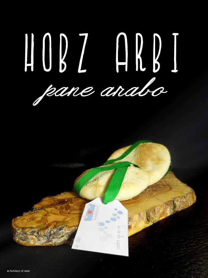 hobz arbi - pane arabo