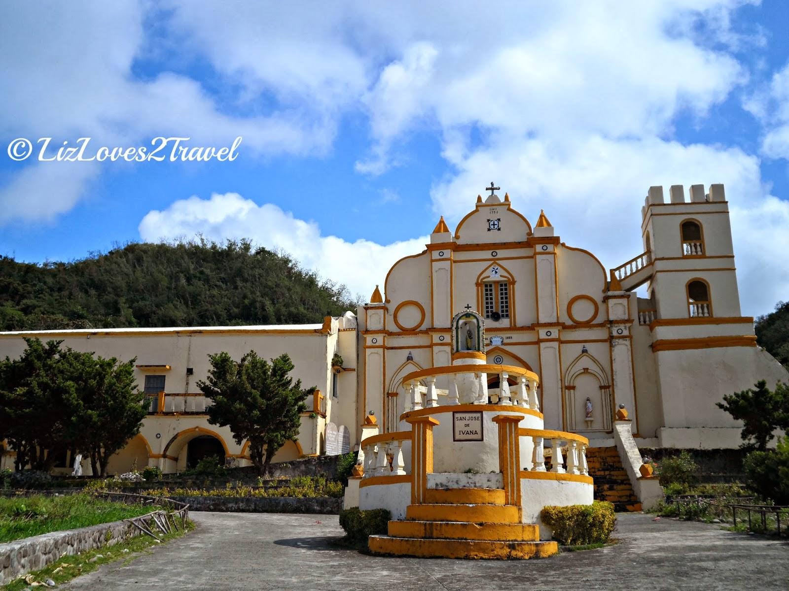 San Jose Tarlac Monastery Map%0A Ivana Church