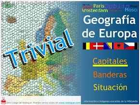 Geografía política de Europa