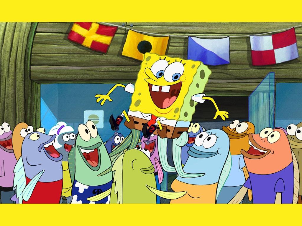 Bob Esponja Calça Quadrada (SpongeBob SquarePants)