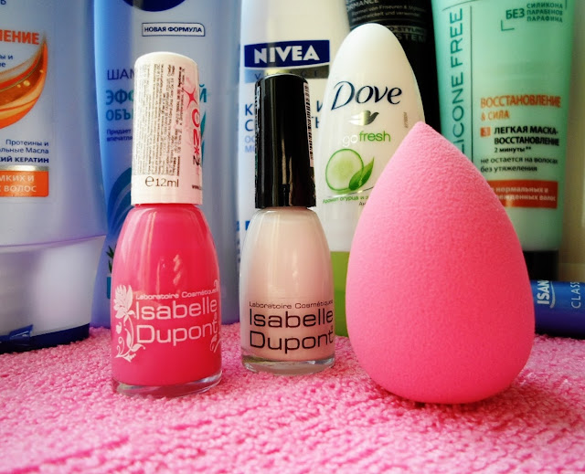 drugstore products review, isabelle dupont, dove, syoss, nivea