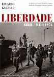 """25-EDUARDO GAGEIRO APRESENTA LIVRO """"LIBERDADE"""" NO BARREIRO"""