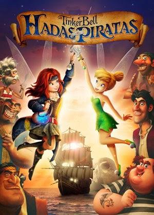 Tinker Bell Hadas y Piratas (2014)