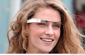 See how it feels to wear the new Google Glass!