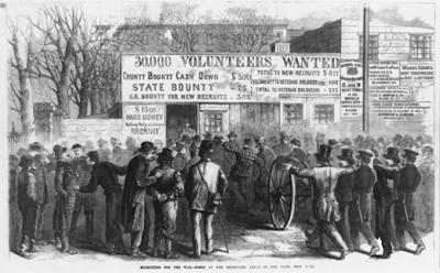 Clinton, Essex Counties 150th Civil War Anniv Meeting