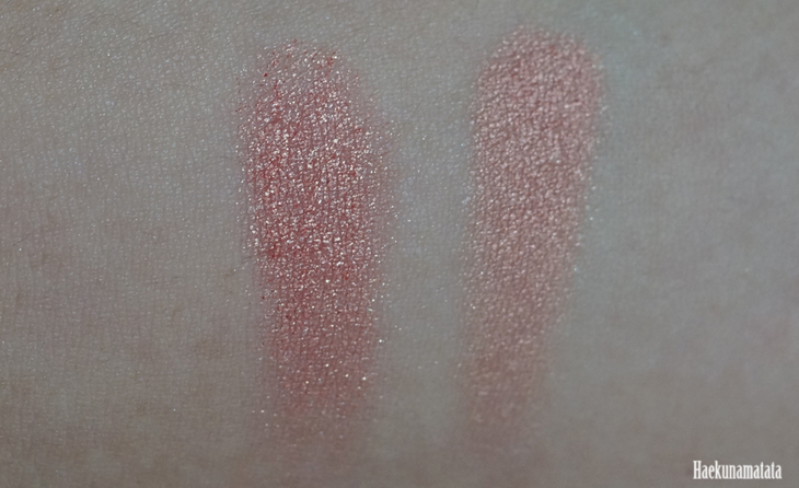 Urban Decay Flame dupe Makeup Geek cosmopolitan