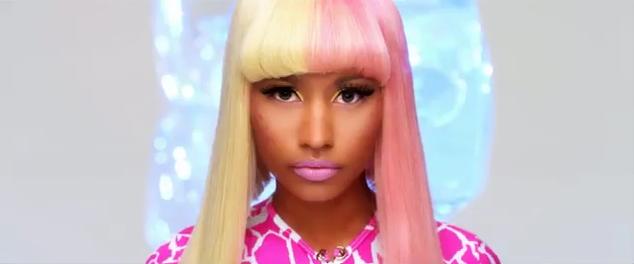 nicki minaj super bass photo shoot. Super Bass, Nicki Minaj#39;s
