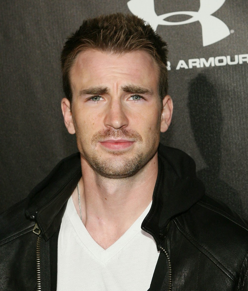 Film Director Chris Evans New Photo Shoot Images