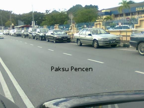 Isu parking di Hospital Tengku Fauziah Kangar Sesak sejak 10 tahun dulu