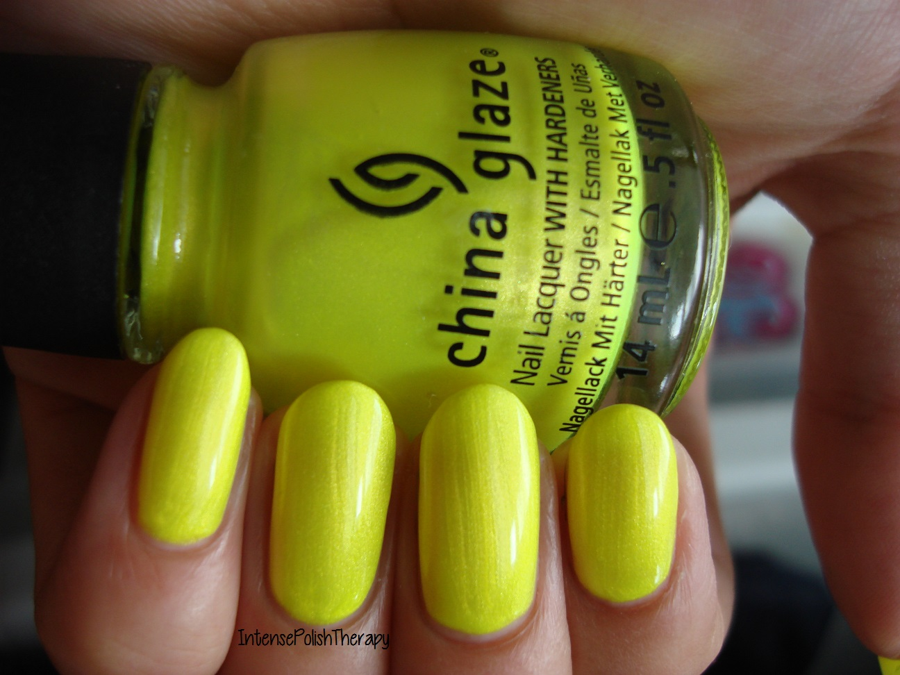 China Glaze - Sun Kissed