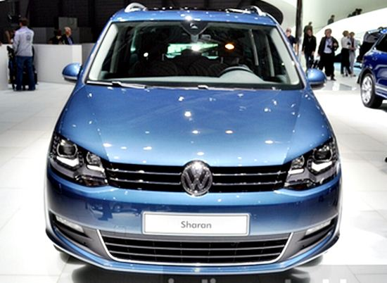 2016 Volkswagen Sharan Price And Feature Car Drive And Feature