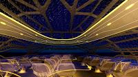 2050 Yılı Airbus Uçakları İç Tasarımları