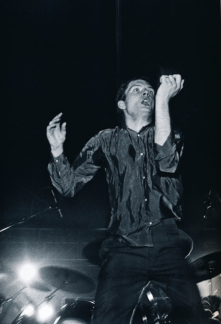 ian curtis photo by kevin cummins