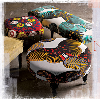 Cocktail Ottomans Furniture