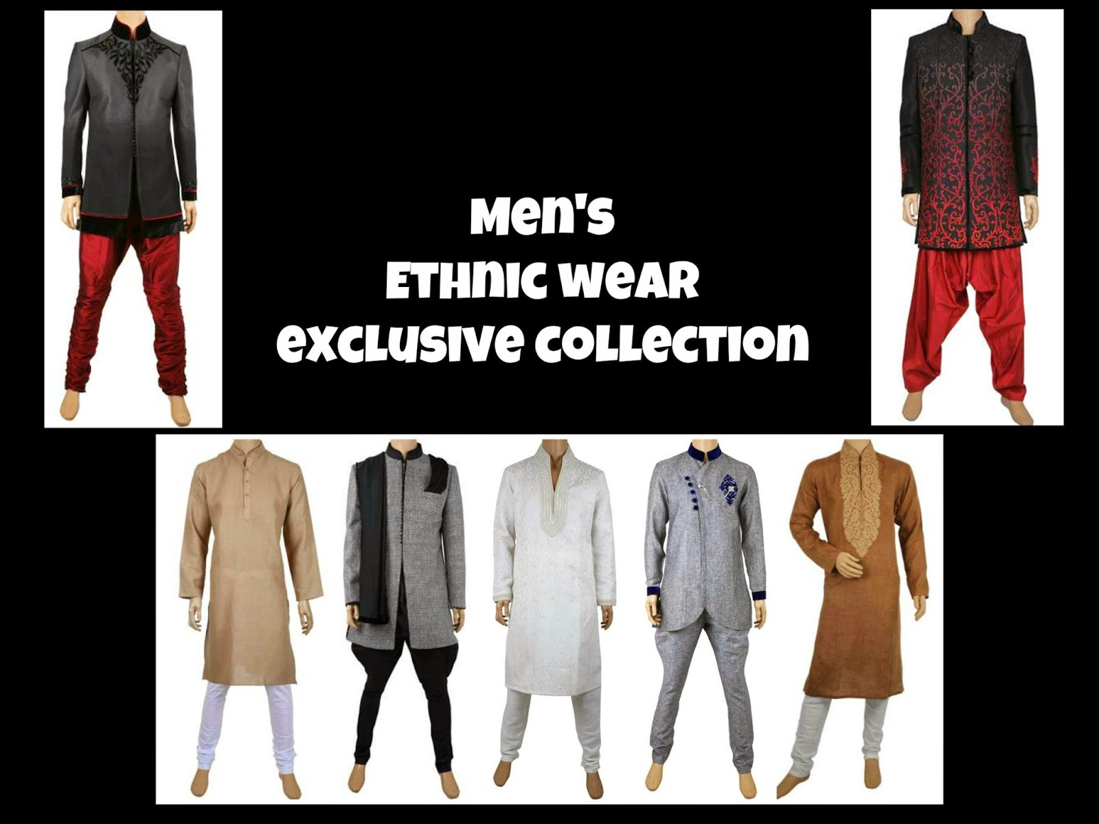 eid collection 2014 for men,eid men clothing, eid men designer collection, exclusive mens eid collection, eid designer collection,