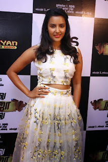 Actress Priya Anand Picture Gallery at Vai Raja Vai Audio Launch  8