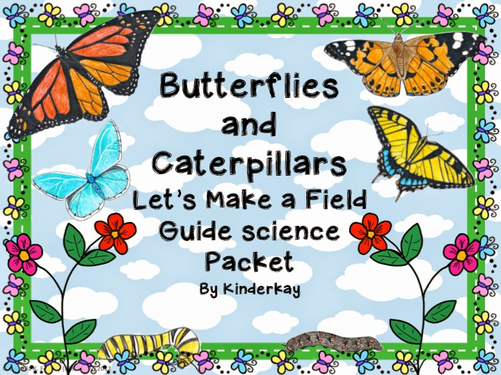 https://www.teacherspayteachers.com/Product/Butterflies-and-Caterpillars-Lets-Make-a-Book-Science-Packet-233543