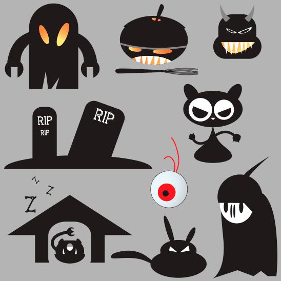 Criaturas de la noche - Halloween