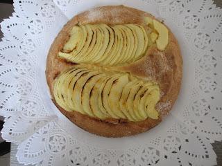 Bizcocho de manzana paso a paso