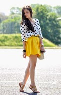 http://www.petitsweetcouture.com/2013/07/yellow-dots.html