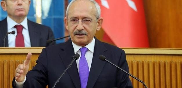 Kılıçdaroğlu Başbakana Dikizci deme Şahsiyetsizliğini Yeniledi