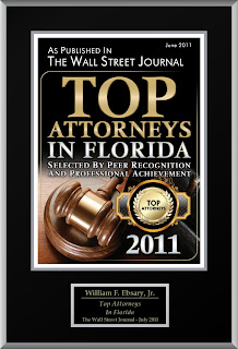 "W.F. ""Casey"" Ebsary Jr., Wall Street Journal, Top Attorneys, Casey Ebsary, defense attorney"