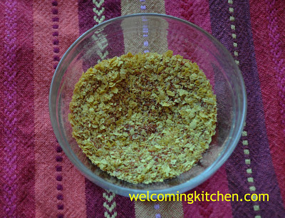 Nutritional yeast spice mix
