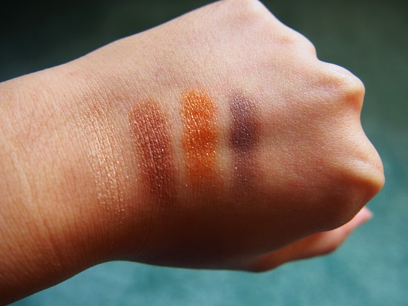 tom ford cognac sable swatch