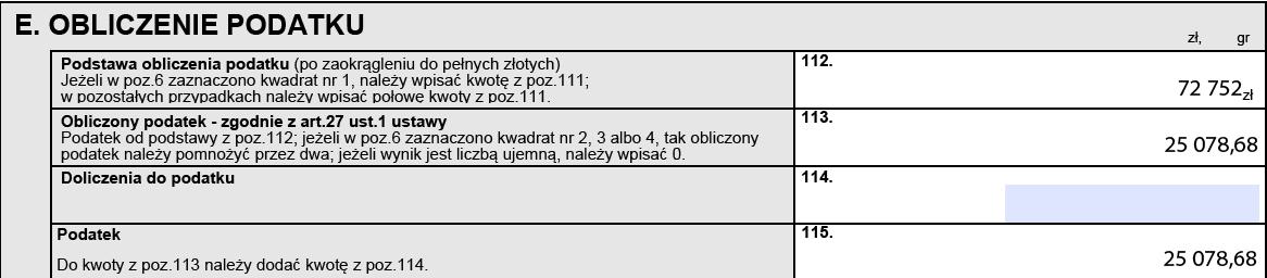 IKZE a podatek 2014