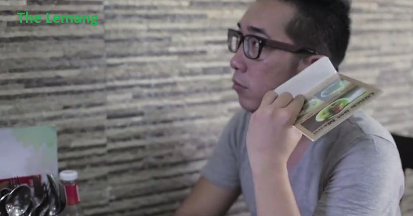 Ini Mungkin Idea Yang Bagus Untuk Elakkan Smartphone Anda Dari Dicuri