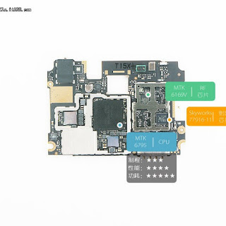 Redmi Note 2 teardown