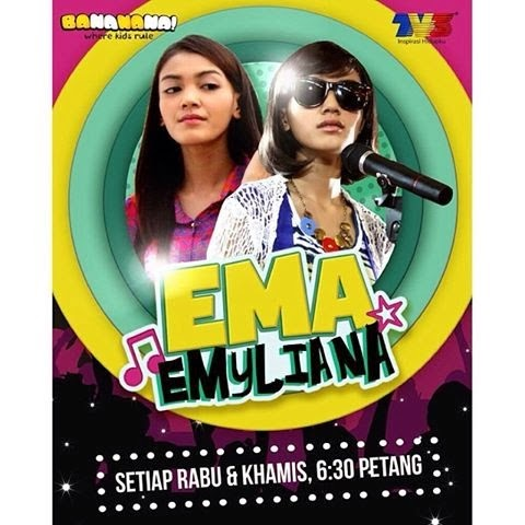 Sinopsis Ema Emyliana, drama TV3 Ema Emyliana, Ema Emyliana musim 2, gambar Ema Emyliana, pelakon Ema Emyliana