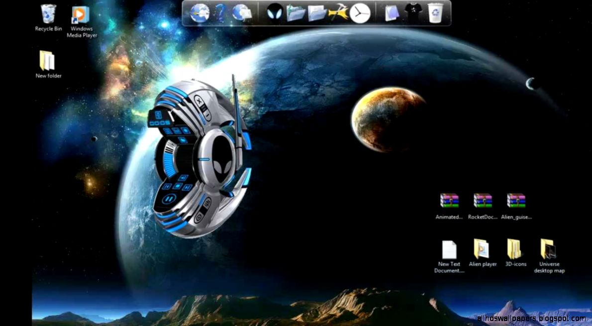 Windows 7 Theme How To Install Animated 3D Icons For Rocketdock On