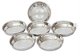 HAZEL Designer Steel Plates