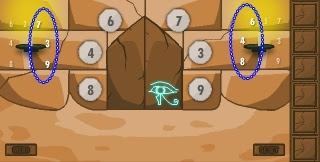 Pharaohs Escape Level 20 Answers