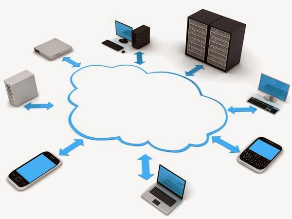 Công nghệ M2M và điện toán đám mây