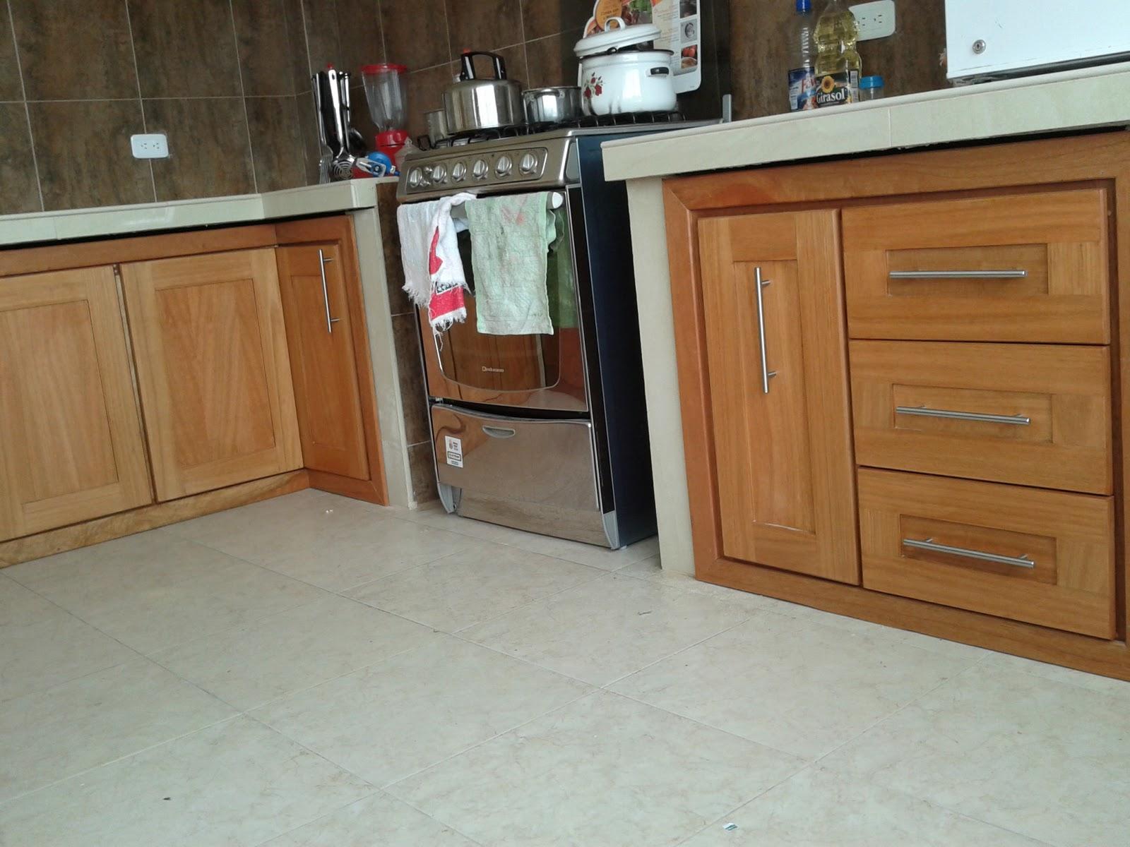 Muebles y decoraci n muebles de cocina para departamentos - Muebles de cocina modulares ...