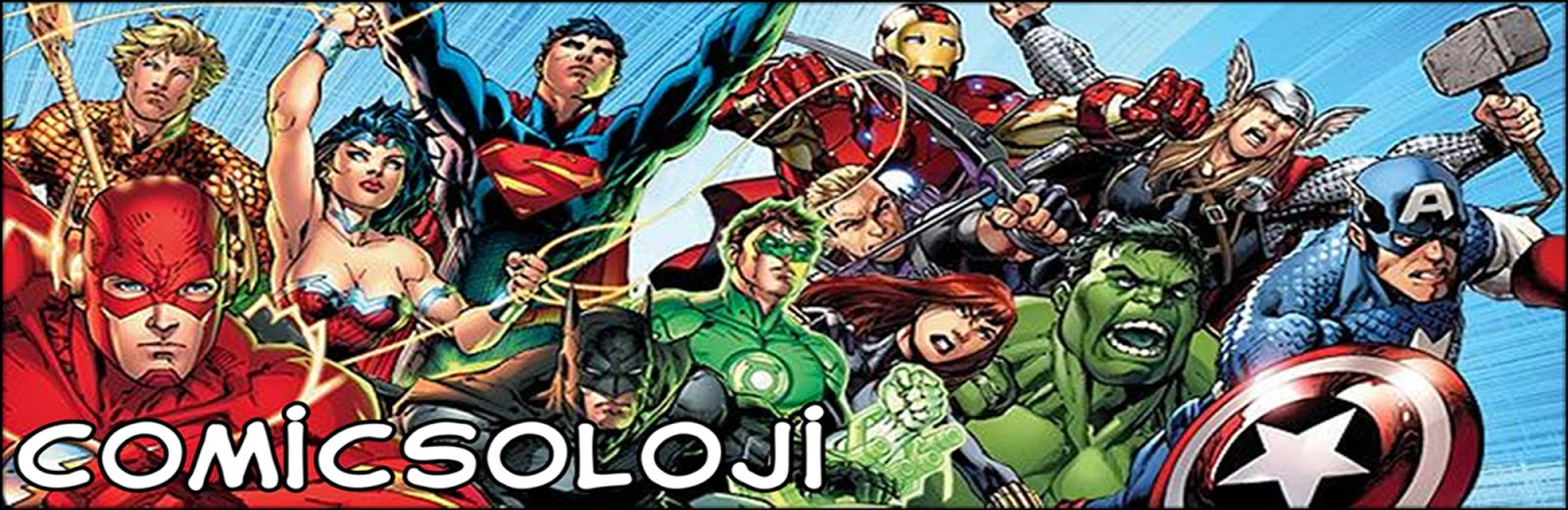 Comicsoloji - Türkçe Çizgi Roman