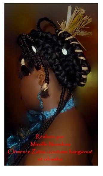 Coiffures par Mireille Nzoubou