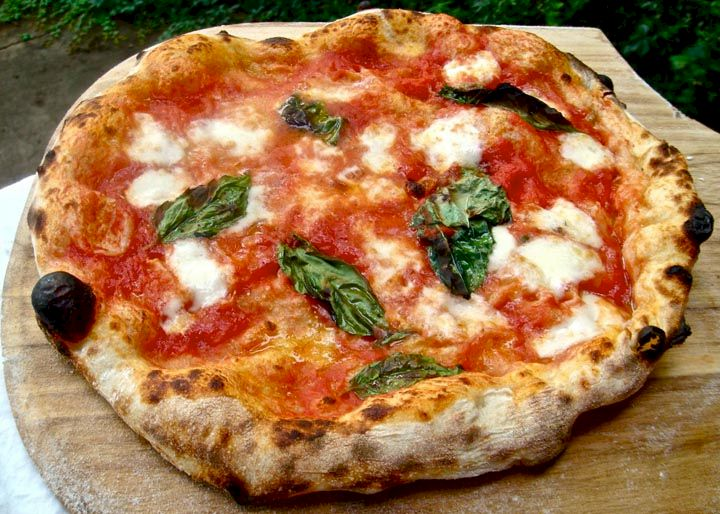 Where to get a really excellent pizza in Florence