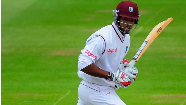 India vs West Indies 2013 Live Cricket Score, 1st Test, Day 1 at