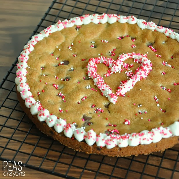 Cookie cake icing recipes