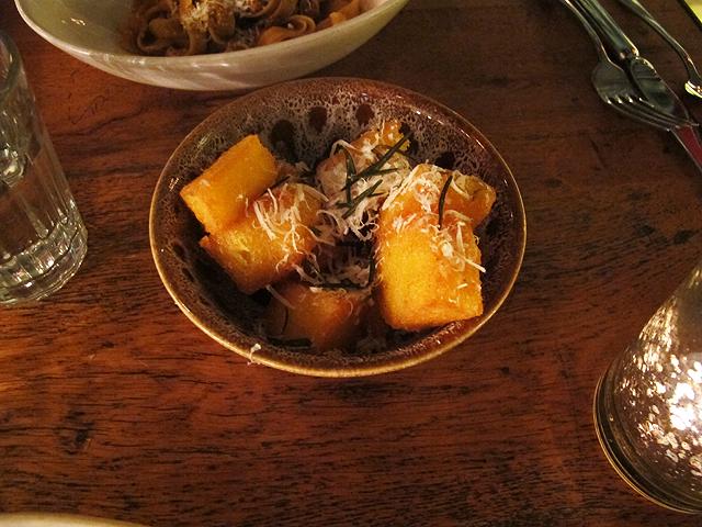 Jamie's Italian Polenta Chips