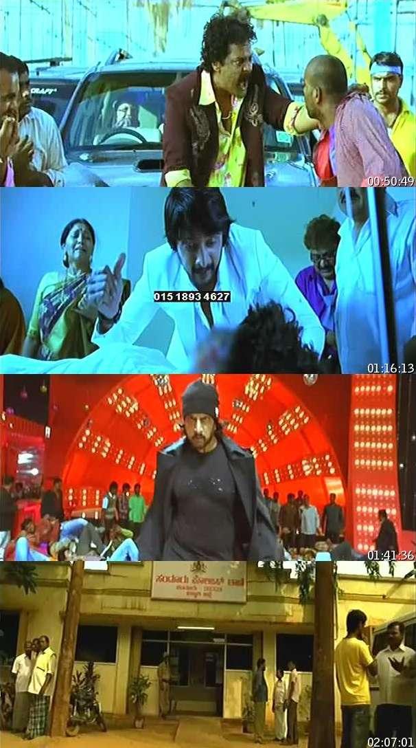Bachchan 2013 Hindi Dubbed HDRip 700mb