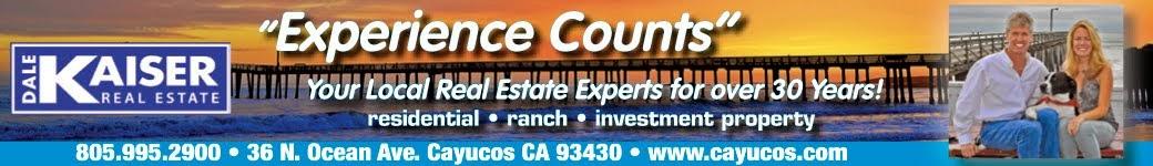Dale Kaiser - Cayucos, CA Realtor