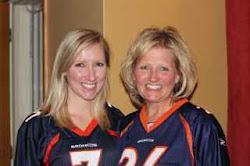 Joan and Amanda